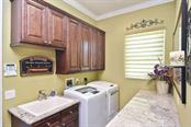 Laundry room - Single Family Home for sale at 753 Guild Dr, Venice, FL 34285 - MLS Number is N6105757