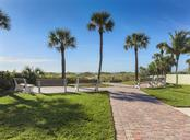 Walkway to beach - Single Family Home for sale at 409 Darling Dr, Venice, FL 34285 - MLS Number is N6105760
