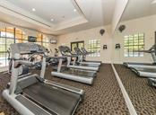 Fitness Center - Single Family Home for sale at 262 Pesaro Dr, North Venice, FL 34275 - MLS Number is N6107589