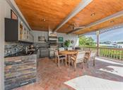 Outdoor kitchen - Single Family Home for sale at 2208 Casey Key Rd, Nokomis, FL 34275 - MLS Number is N6110959
