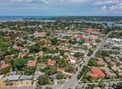 Aerial 3 1/2 blocks to public tennis and basketball courts - Vacant Land for sale at 230 Nassau St S, Venice, FL 34285 - MLS Number is N6111555
