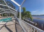 Pool, dock - Single Family Home for sale at 453 Anchorage Dr, Nokomis, FL 34275 - MLS Number is N6112707
