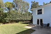 Yard/rear exterior - Single Family Home for sale at 608 Armada Rd S, Venice, FL 34285 - MLS Number is N6112900