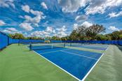 Pickleball Court - Villa for sale at 11433 Okaloosa Dr, Venice, FL 34293 - MLS Number is N6113314