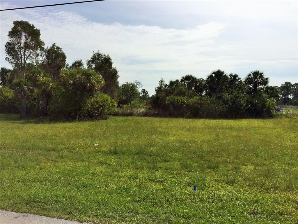 Another Neighboring Home Across Yacht Club - Vacant Land for sale at 24402 Grand Canal Rd, Punta Gorda, FL 33955 - MLS Number is C7225343