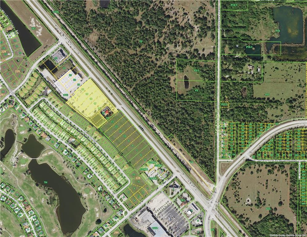 Vacant Land for sale at 3811 Tamiami Trl, Punta Gorda, FL 33950 - MLS Number is C7242875