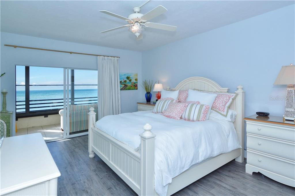 Private Master Bedroom Suite - Condo for sale at 1100 Benjamin Franklin Dr #804, Sarasota, FL 34236 - MLS Number is A4172174