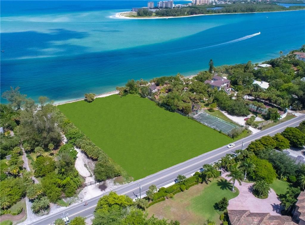 Vacant Land for sale at 4137 Higel Ave, Sarasota, FL 34242 - MLS Number is A4189947