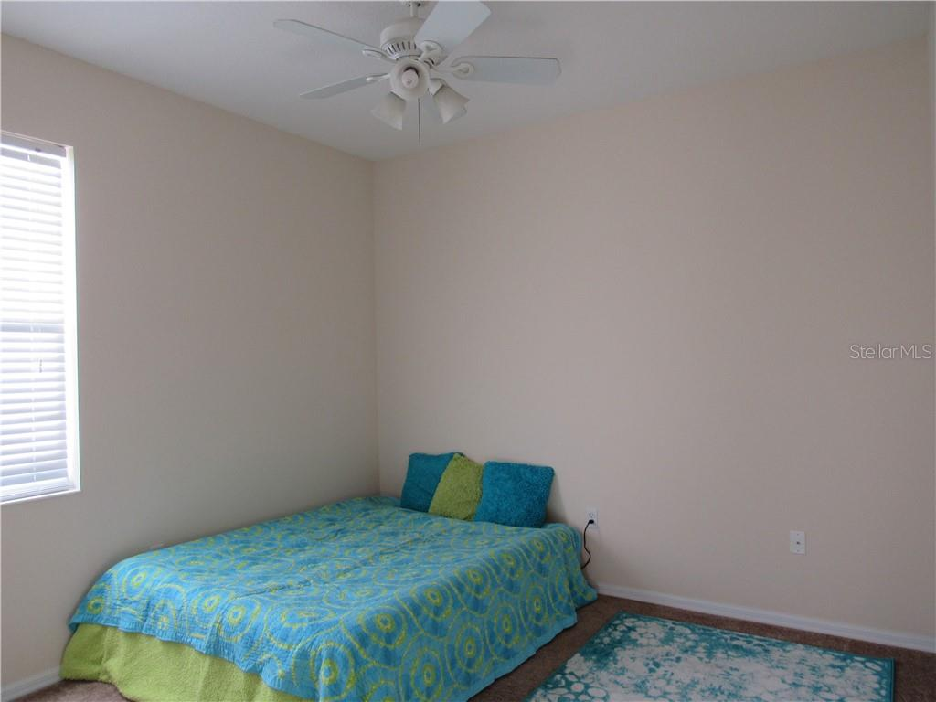 Bedroom Two - Single Family Home for sale at 13336 Purple Finch Cir, Lakewood Ranch, FL 34202 - MLS Number is A4405444