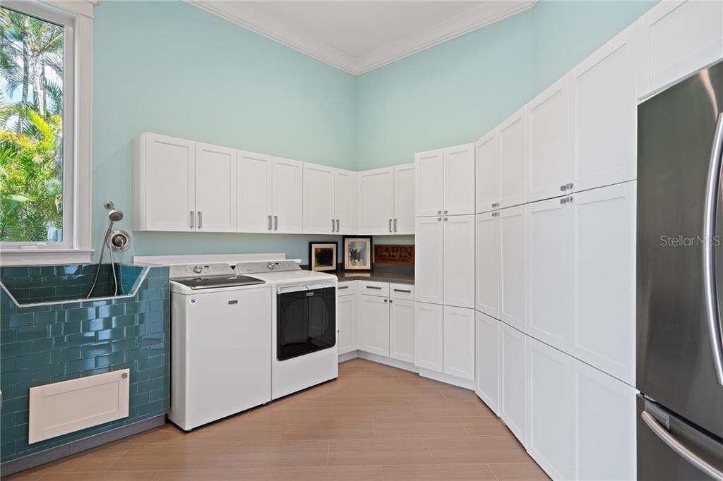 Mudroom/Second Laundry - Single Family Home for sale at 1545 Mallard Ln, Sarasota, FL 34239 - MLS Number is A4415376
