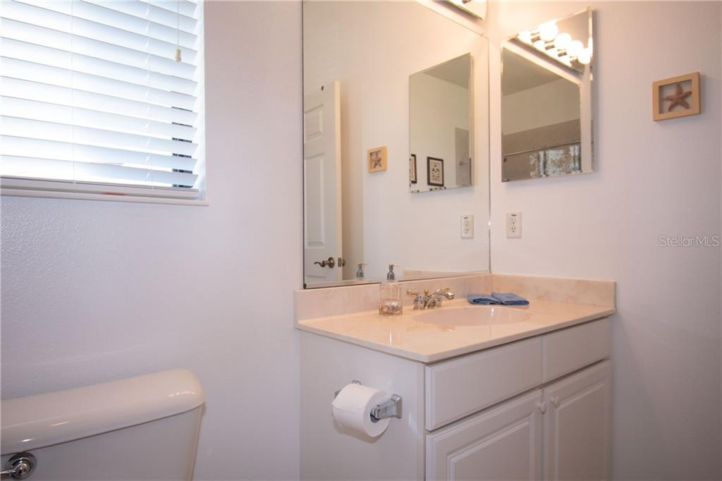 Second bath room - Villa for sale at 1808 Batello Dr, Venice, FL 34292 - MLS Number is A4426491