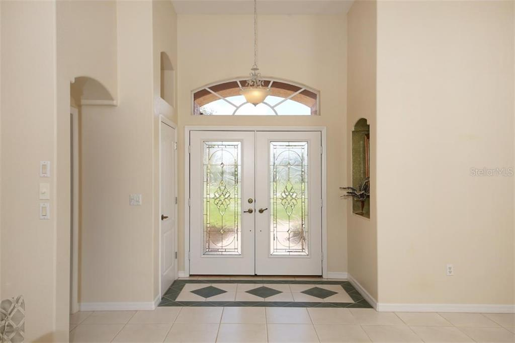 Formal dining room - Single Family Home for sale at 1329 Oak Point Ct, Venice, FL 34292 - MLS Number is A4428059