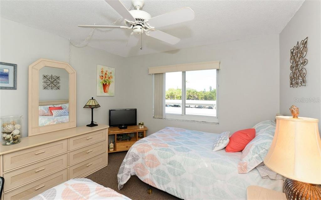 Guest Bathroom with a view. - Condo for sale at 797 Beach Rd #215, Sarasota, FL 34242 - MLS Number is A4430524