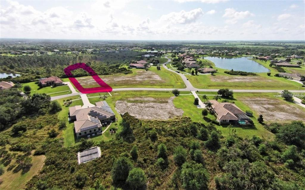 Vacant Land for sale at 22510 Morning Glory Cir, Bradenton, FL 34202 - MLS Number is A4430942