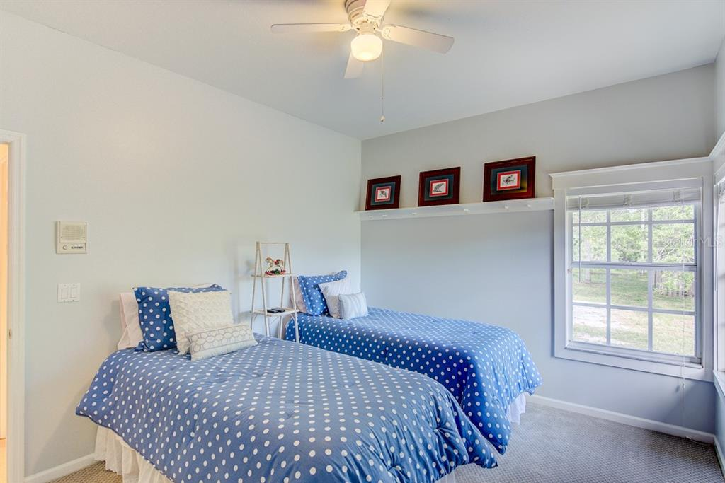 Your second guest room - Single Family Home for sale at 7945 Palmer Blvd, Sarasota, FL 34240 - MLS Number is A4431318