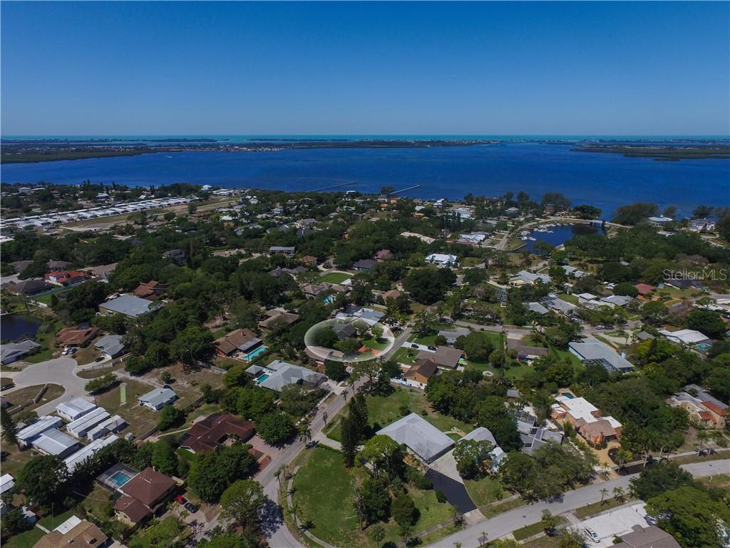 Just one block from Palma Sola Bay and boat basin. - Single Family Home for sale at 7611 Alhambra Dr, Bradenton, FL 34209 - MLS Number is A4434753