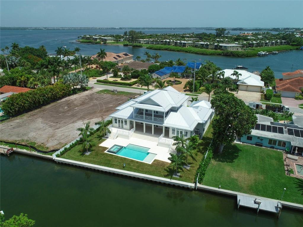 Single Family Home for sale at 532 Key Royale Dr, Holmes Beach, FL 34217 - MLS Number is A4441151