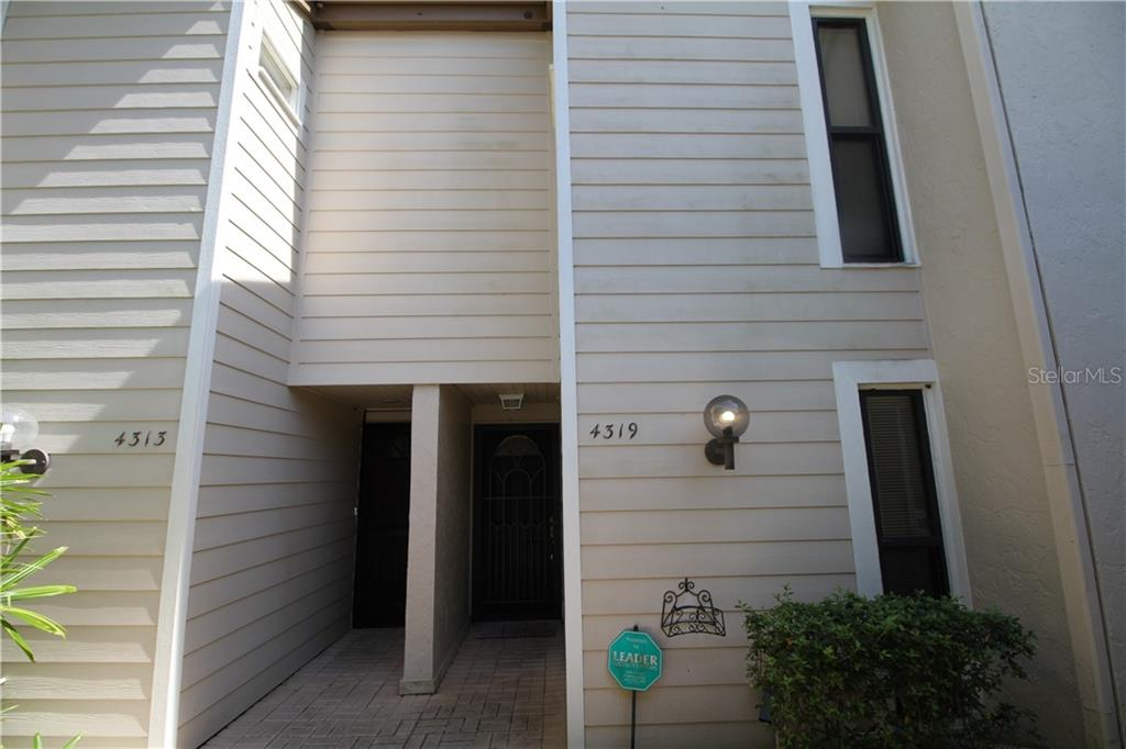 Townhouse for sale at 4319 Woodmans Chart #130, Sarasota, FL 34235 - MLS Number is A4445530