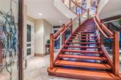 Grand Entry Foyer - Single Family Home for sale at 39 Tidy Island Blvd, Bradenton, FL 34210 - MLS Number is A4202735