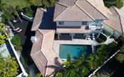 Aerial view - Single Family Home for sale at 1179 Morningside Pl, Sarasota, FL 34236 - MLS Number is A4209174