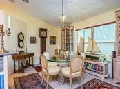 Spacious dining room - Single Family Home for sale at 1716 Bayshore Dr, Englewood, FL 34223 - MLS Number is A4445961
