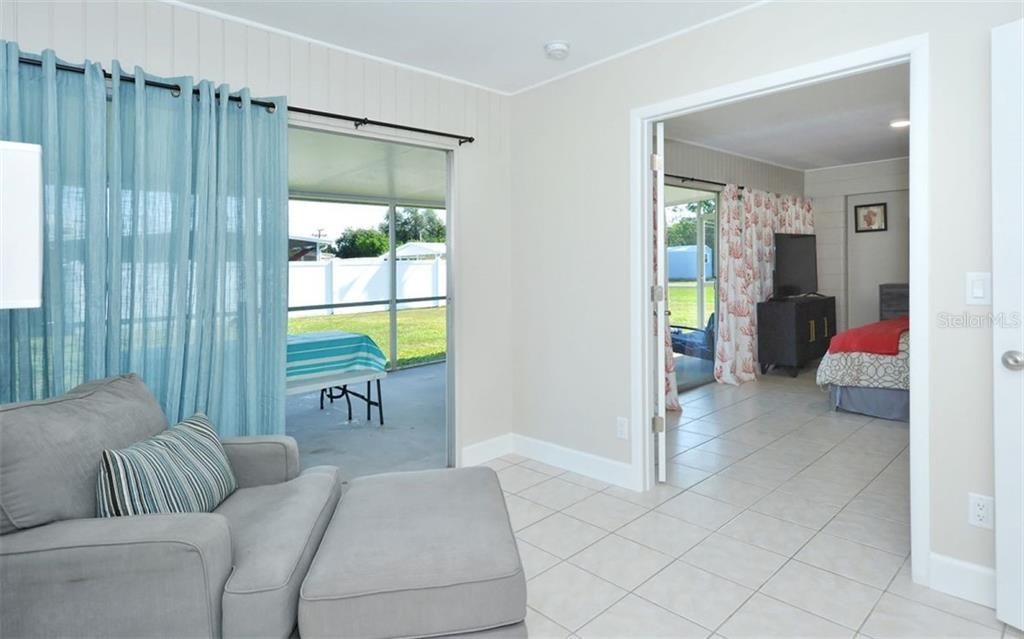 Study/den to bedroom - Single Family Home for sale at 227 Redwood Rd, Venice, FL 34293 - MLS Number is N6103942