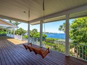 Deck/view - Single Family Home for sale at 743 Eagle Point Dr, Venice, FL 34285 - MLS Number is N6101092
