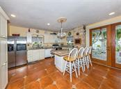 Updated kitchen in Main House - Single Family Home for sale at 309 Sorrento St, Venice, FL 34285 - MLS Number is N6104116